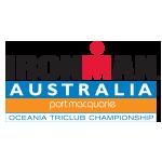 Ironman Australia Logo