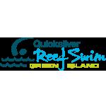 Quicksilver Reef Swim Logo