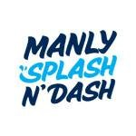 Manly Splash n Dash Logo