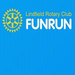 Lindfield Rotary Fun Run Logo