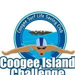 Coogee Wedding Cake Island Swim Logo