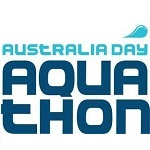 Australia Day Aquathon Logo