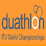 2005 World Duathlon Championships Logo