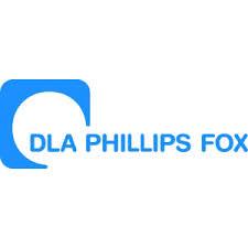 DLA Phillip Fox Corporate Triathlons Logo