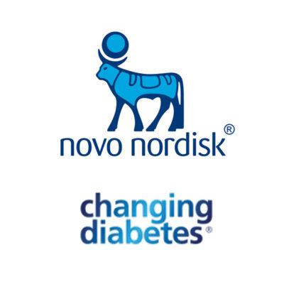 Novo Nordisk Changing Diabetes Logo