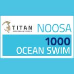 Noosa 1000 Ocean Swim Logo