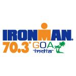 IRONMAN 70.3 GOA Logo