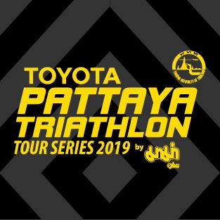 PATTAYA - Super League Triathlon Logo