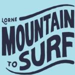 Lorne Mountain to Surf Logo