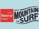 Powercor Lorne Mountain to Surf Virtual Logo