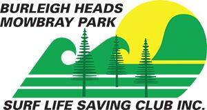 Burleigh Ocean Swim Logo