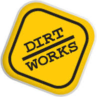 Dirt Works 100 Logo